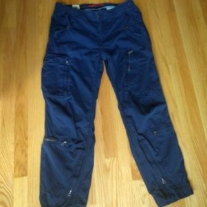 Other - Polo blue cargo pants
